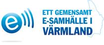 Logo för gemensamt esamhälle i värmalnd
